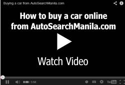 VIDEO: How to buy a car on AutoSearchManila.com