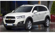 1.The 2017 Chevrolet Captiva now provides more power as it can deliver a maximum of 165hp@3,800rpm 2.Driving efficiency comes with the 2012 Chevrolet Captiva with its 6-speed tiptronic transmission  3...