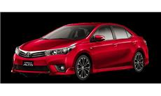 It's a Corolla Altis reborn, with a brand new design and performance, this Altis takes you to a level of Fun and enjoyment you've never felt before