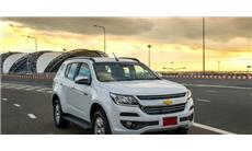 2017 Chevrolet Trailblazer 2.8L 4x2 A/T