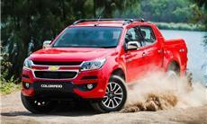 2017 Chevrolet Colorado 2.8L 4x4 LTZ A/T