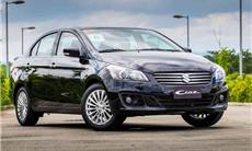 Suzuki Ciaz is powered by the 1.4 liter KB14 engine found in the Ertiga MPV which the B-Segment sedan shares the same platform. It puts out 98 PS and 130 Nm of torque which is then transferred to eith...