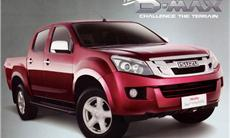 2017 Isuzu Dmax 3.0L Dmax 4x4 LS AT