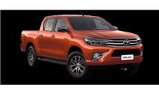 The Hilux is the strongest Toyota's trademark powerful performance. it provides exhilarating possibilities and advanced features that dare the driver to experience the power beyond limits.