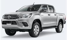 Pushing the limits of innovative car technology and dynamic styling, the New HILUX exhibits Toyota's trademark powerful performance. It provides exhilarating possibilities and advanced features that d...