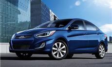 2017 Hyundai Accent  1.6 E SEDAN CRDI MT