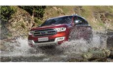 2017 Ford Everest  2.2L Ambiente 4x2 AT
