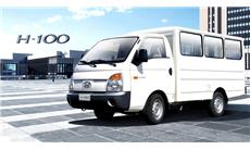 2017 Hyundai H100 Shuttle with dual Aircon