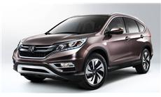 2017 Honda CR-V 2.4 SX NAVI AT 4WD