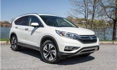 2017 Honda CR-V 2.4 SX NAVI AT 4WD WHITE ORCHID
