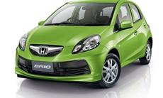 2017 Honda Brio 1.3 V NAVI AT