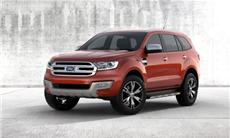 2017 Ford Everest  2.2L Trend 4x2 AT w/ Navigation