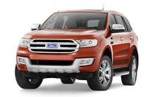 2017 Ford Everest  2.2L Titanium 4x2 AT w/ Navigation