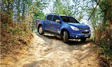 2014 Chevrolet Colorado 2.8L 4x4 LTZ A/T