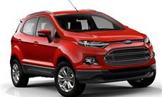 2017 Ford Ecosport Ambiente MT