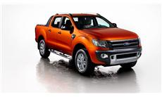 2018 Ford Ranger 3.2L Wildtrak 4x4 AT with NAVI