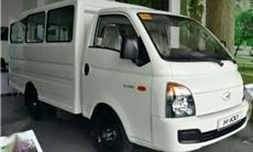 2018 Hyundai H100 2.6 GL 5MT Shuttle with Front Aircon