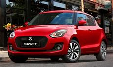 2018 Suzuki Swift 1.2L 5Dr AT