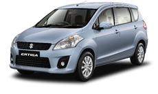 One look is all it takes. The design of the Ertiga blends stylish, bold looks with flowing, aerodynamic lines. Each detail of the exterior has been refined to lend it flair, performance, and character...