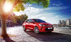2018 Kia Rio all new 1.4L DX AT