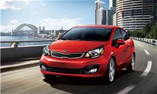 2018 Kia Rio All new 1.4L GL AT