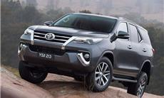 2018 Toyota Fortuner 2.8V Diesel 4x4 AT