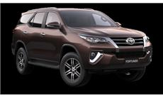 2018 Toyota Fortuner 2.4 TRD Diesel 4X2 AT