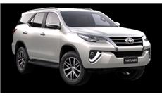 2018 Toyota Fortuner 2.4G Diesel 4X2 AT