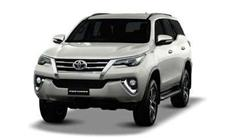 2018 Toyota Fortuner 2.7G Gasoline 4X2 AT