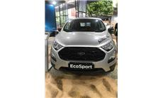 2018 Ford Ecosport ALL New ECOSPORT AMBIENTE MT