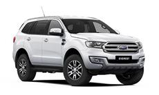 2018 Ford Everest  2.2L Trend 4x2 AT w/ Navigation