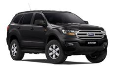 2018 Ford Everest  2.2L Ambiente 4x2 AT