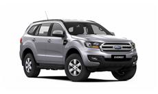 2018 Ford Everest  2.2L Ambiente 4x2 MT