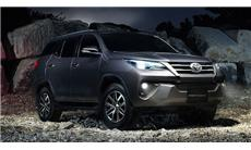 2018 Toyota Fortuner 2.4V Diesel 4x2 AT
