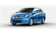 the Brio Amaze is marginally longer than its hatchback counterpart. Overall length is 3,990mm compared to the Brio's 3,610mm, and the wheelbase has a slight length advantage as well. Since we were giv...