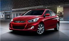 2014 Hyundai Accent  SEDAN 1.6 S A/T CRDI