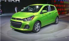 2019 Chevrolet Spark Spark 1.4L Lt A/T LIMITED