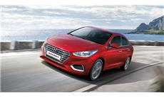 2019 Hyundai Accent  1.4L GL AT sedan with airbag (gas) All new