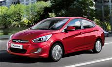 2019 Hyundai Accent  1.6 GL  7AT DCT HB DSL