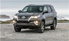 2019 Toyota Fortuner 2.8 V Diesel A/T 4x4 (W.Pearl)