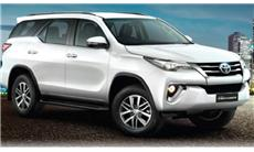 2019 Toyota Fortuner 2.4 TRD Diesel A/T 4x2