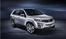 2019 Kia Sorento 2.2L DX AT CRDI 8-speed
