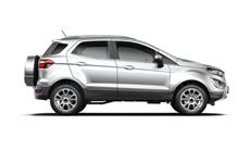 The EcoSport first emerged more than a decade ago, in Brazil. The current model has been on sale around the world since 2012; the U.S. version hails from Ford of India, the first U.S.-market car to co...