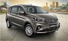 2019 Suzuki Ertiga 1.5L GL MT all new