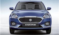 GIVE IN TO DZIRE THIS DESIGN FORM OF THE DZIRE ACCENTUATES A SIGNATURE SEDAN STYLE  WITH ITS SLEEK AND ELEGANT LINES. ITS EXQUISITE LOOK AND FLOWING LINES  WITH FINELY CRAFTED ACCENTS TRULY GIVE AN AU...