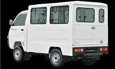 THE SUPER CARRY UTILITY VAN IS BOTH PEOPLE AND CARGO CARRIER. IT IS DESIGNED TO COMFORTABLY ACCOMMODATE 10 PASSENGERS.  IT HAS 50/50 SPLIT-FOLDING SEATS ON BOTH SIDES FOR FLEXIBILITY TO PROVIDE MORE C...