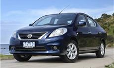 2020 Nissan Almera 1.2L 5speed MT