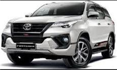 2020 Toyota Fortuner 4x2 2.4L TRD DIESEL A/T