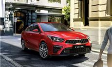 2020 Kia Forte 1.6 GT AT