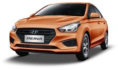 2020 Hyundai Reina 1.4L GL 4AT W/AVN Gas